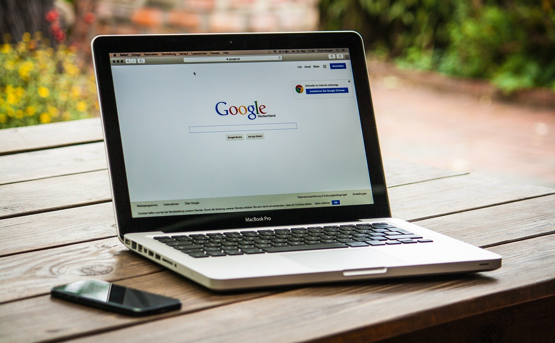 Internetsuchmaschine / @Pixabay